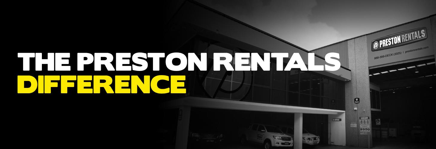 Preston Rental